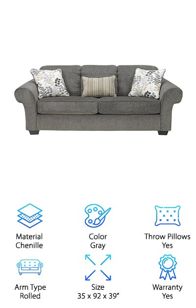 Ashley Furniture Classic Style Sofa