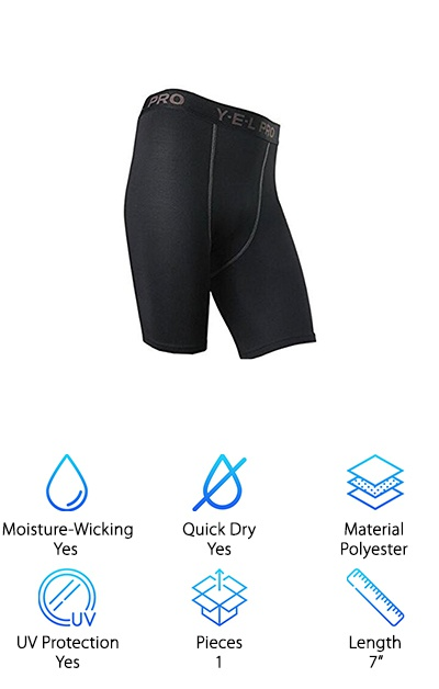 Royal Journey Compression Shorts