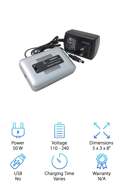 Tenergy Li-Po Charger