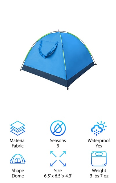 Techcell Instant Tent