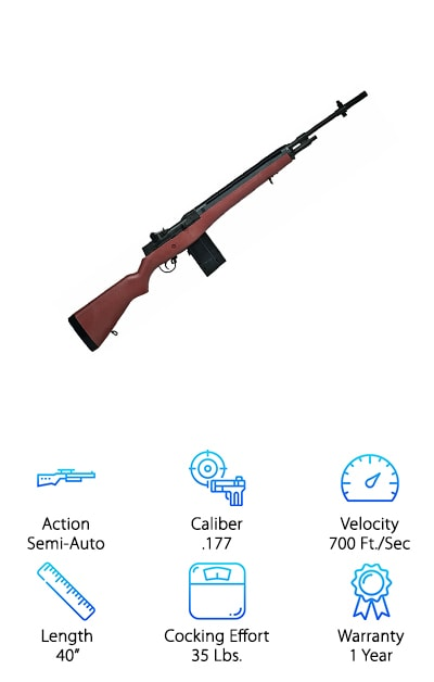 Winchester M14 Air Rifle