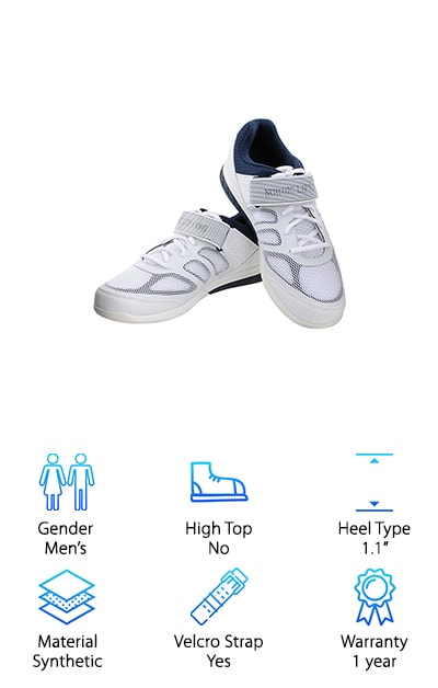 Nordic LIfting Weightlifting Shoes