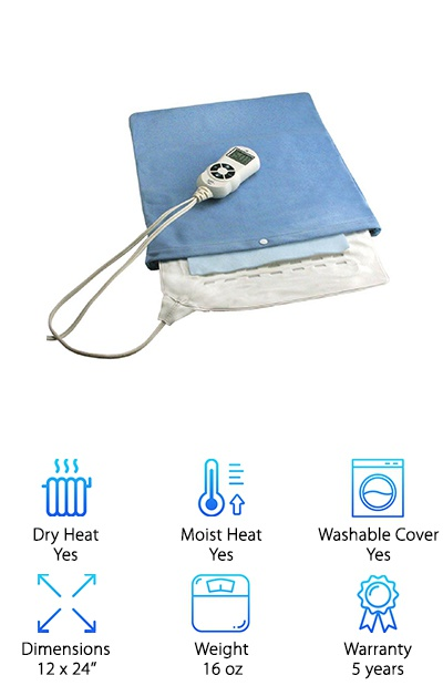 CARA 73 Heating Pad