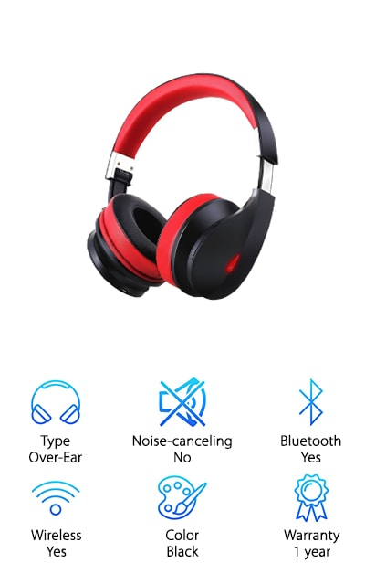AUSDOM Wireless Headphones