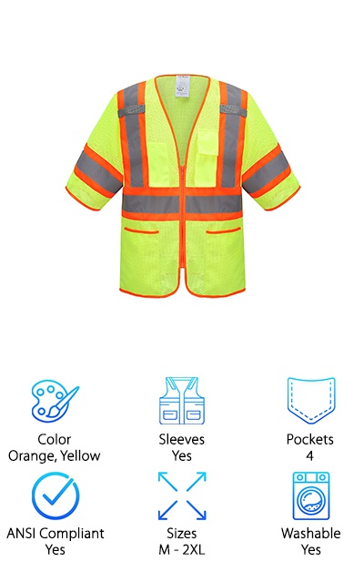 XSHIELD Safety Vest