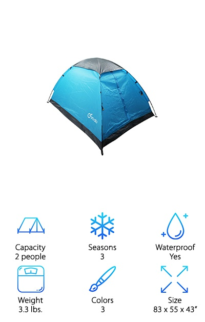 Best Hiking and Trekking Tents