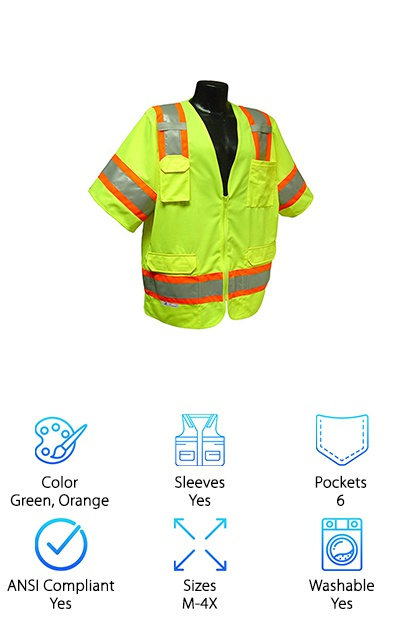 Best Class 3 Safety Vests