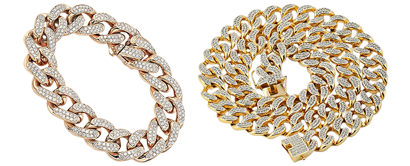 Best Diamond Cuban Link Chains