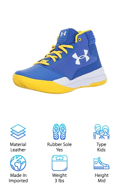 Under Armour Jet Basketball Shoe