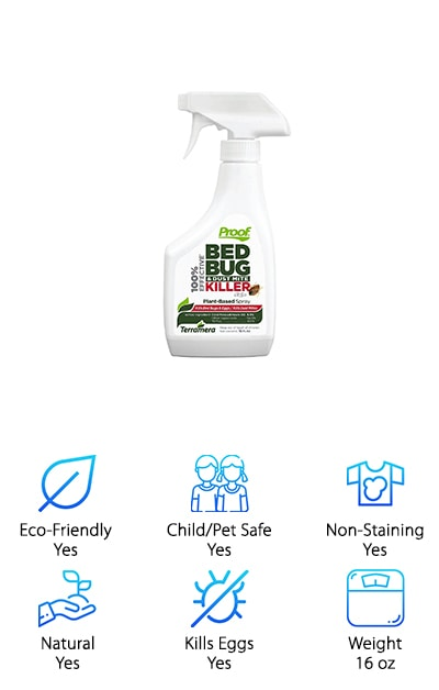 Proof Bed Bug Killer Spray