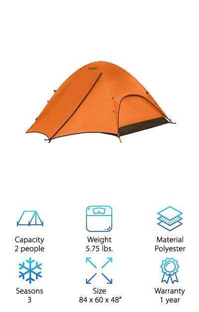 Eureka! Apex Tent