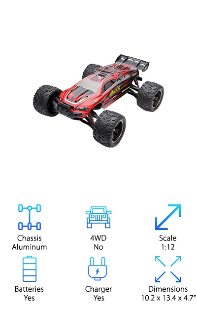 Rabing 2WD RC Truck