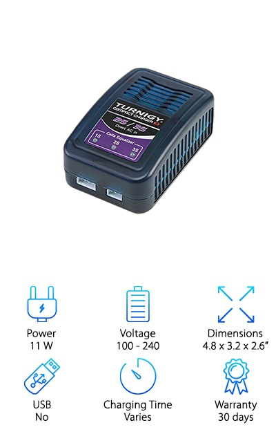 Turnigy E3 Compact Charger