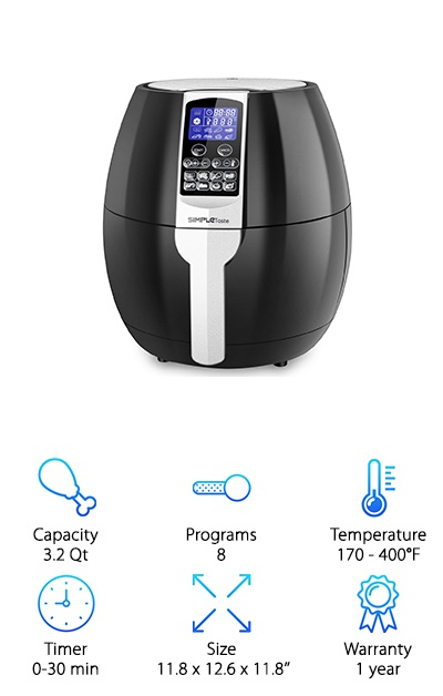 SimpleTaste Air Fryer