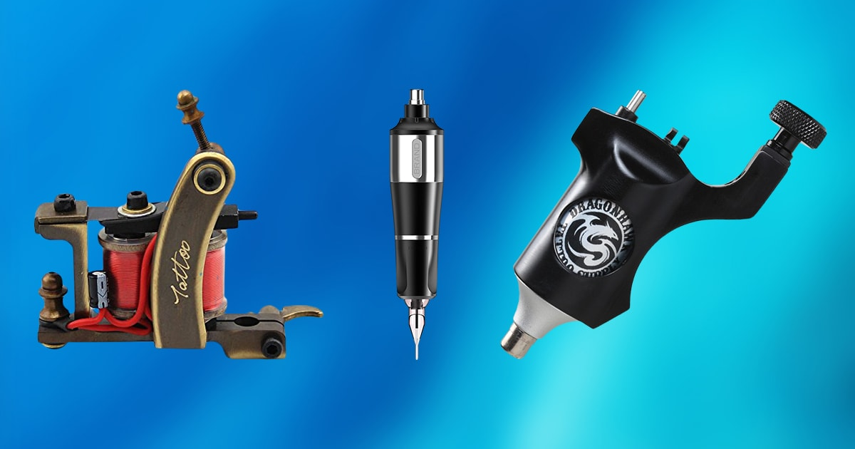 Best Brand Of Tattoo Machine