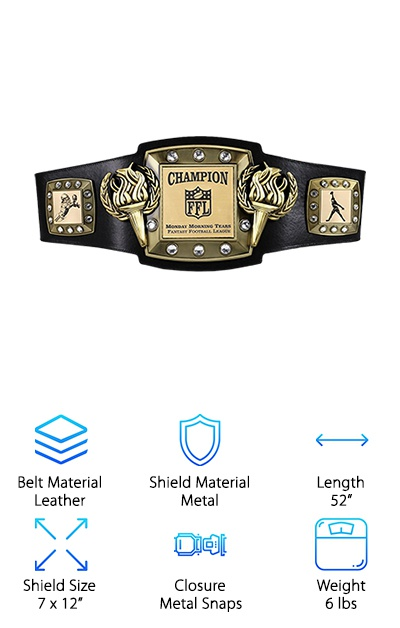 SLD Perpetual Championship Belt