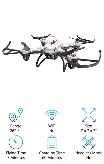 TechComm F186C  Drone