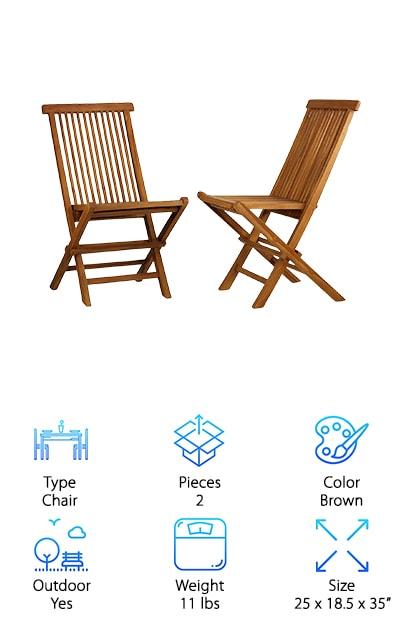 10 Best Teak Outdoor Furniture 2019 Buying Guide Geekwrapped