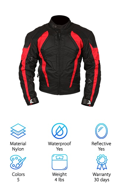 Milano Sport Motorcycle Jacket