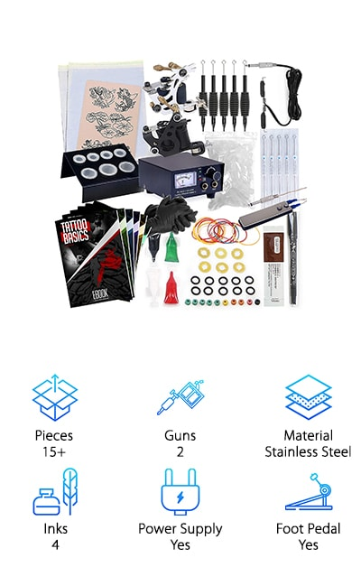 Best Cheap Tattoo Kits
