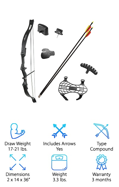 Crosman Elkhorn Jr. Bow
