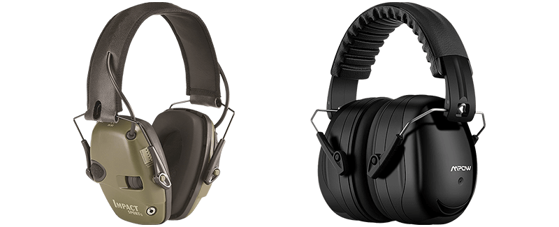 Shooting Range Ear Protection