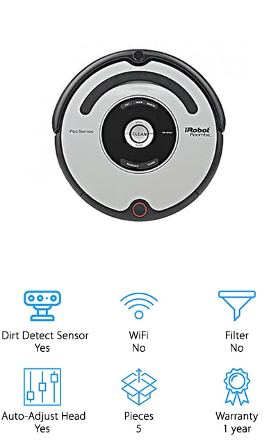 iRobot Roomba 665 Robot