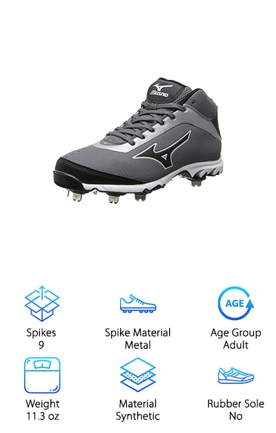 Mizuno Men's Vapor Elite
