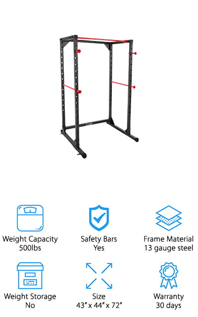 CAP Barbell Full Cage