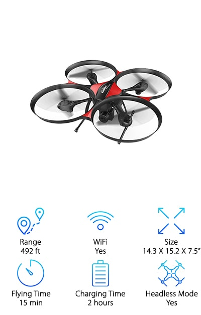 DROCON U818PLUS Drone