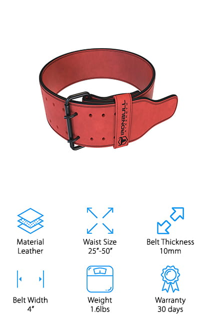 Iron Bull Strength Lifting Belt
