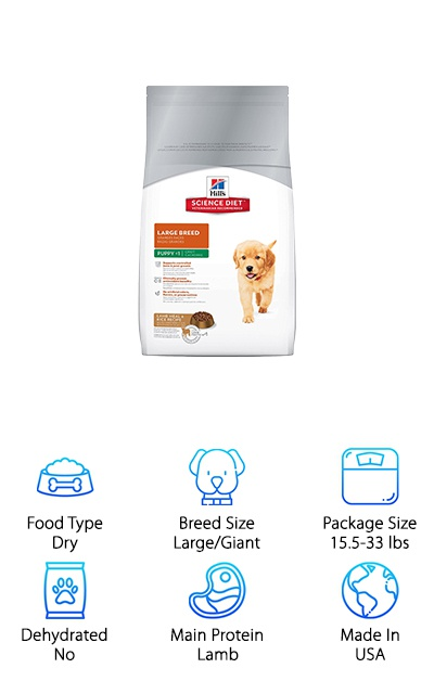 Hill's Science Large Breed Dog Food