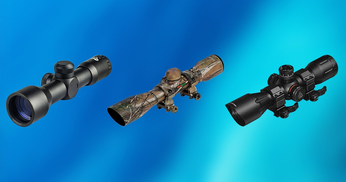10 Best Crossbow Scopes 2019 [Buying Guide] – Geekwrapped