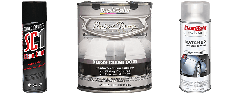 Best Automotive Clear Coats