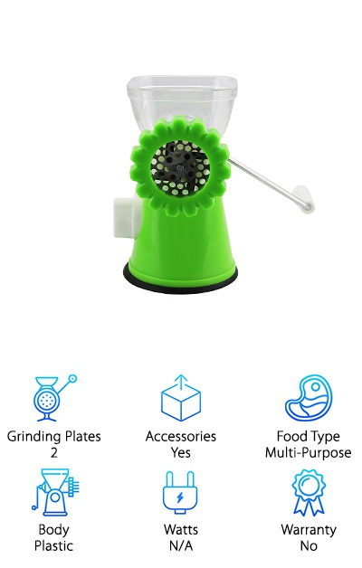 KitAidPro 3-In-1 Meat Grinder