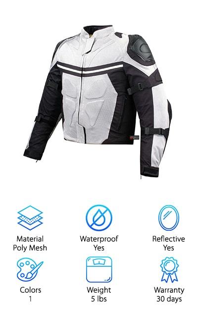Pro Mesh Motorcycle Jacket