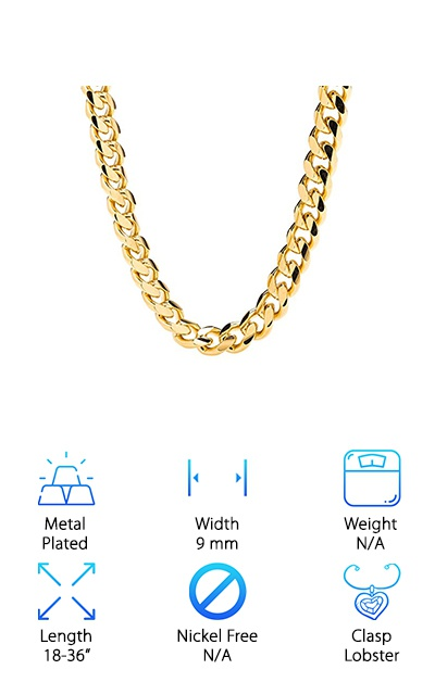 Best Cuban Link Chains