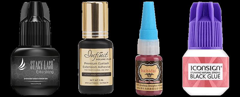 10 Best Eyelash Extension Glues 2019 [Buying Guide
