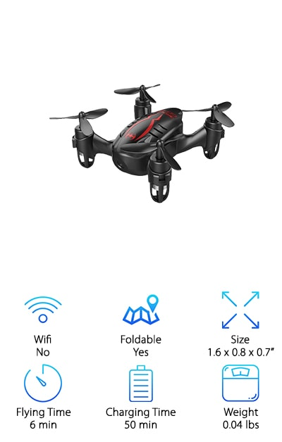 DROCON Hacker Mini Drone