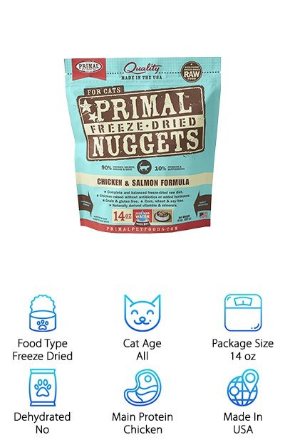 Primal Freeze-Dried Feline Formula