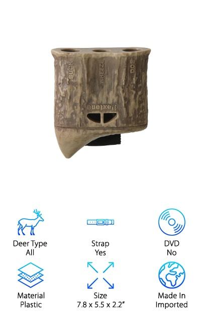 Flextone Bone Buck Deer Call