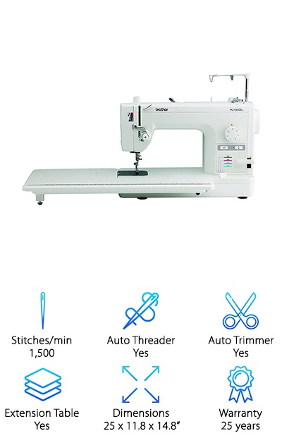 Best Sewing Machines for Quilting
