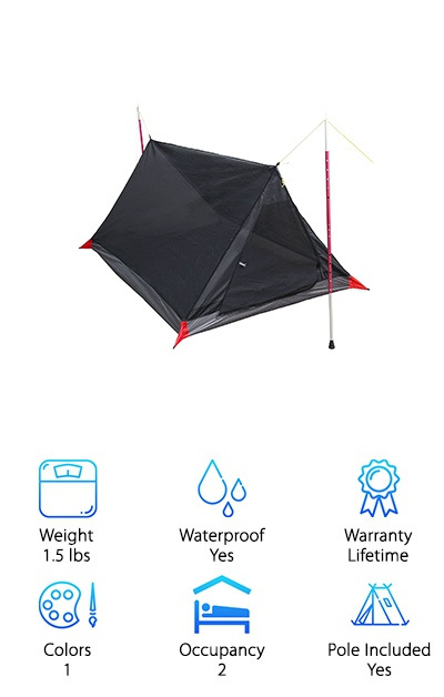 Paria Breeze Mesh Tent