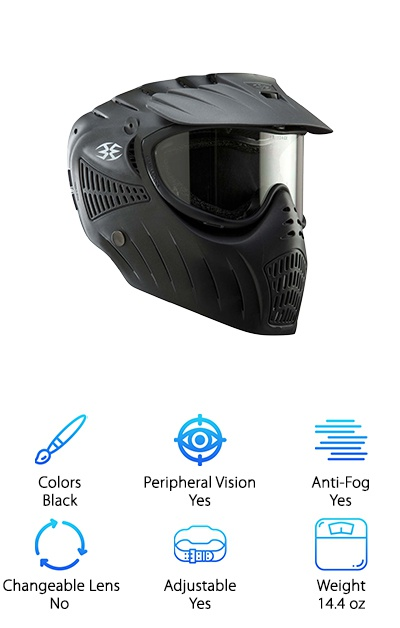 Best Paintball Masks