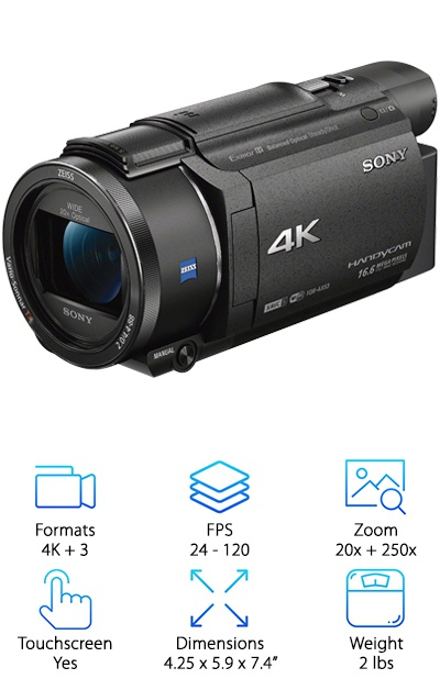Best Cheap 4K Camcorders