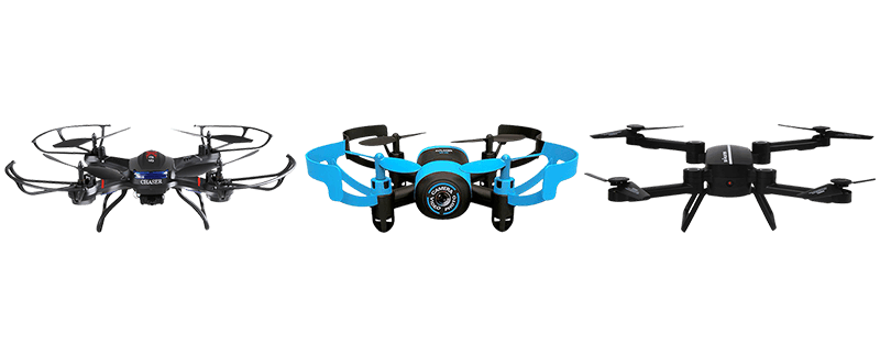 Best Beginner Drones with Camera