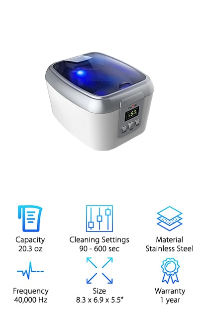 Famili Ultrasonic Cleaner