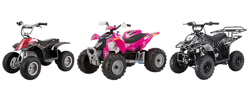 Best Kids' 4 Wheelers