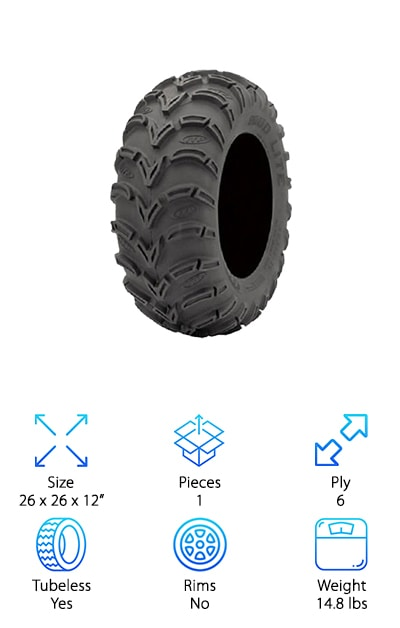 ITP Mud Lite ATV Tire