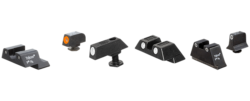 Best Glock Pistol Night Sights